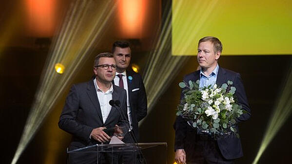 RePack Nordic Environment Prize Winner Petri Piirainen Jonne Hellgren