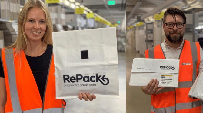 RePack in logistics