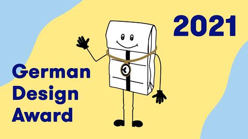 Winner of the German Design Award 2021!