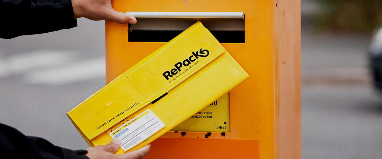Carbon footprint of reusable packaging