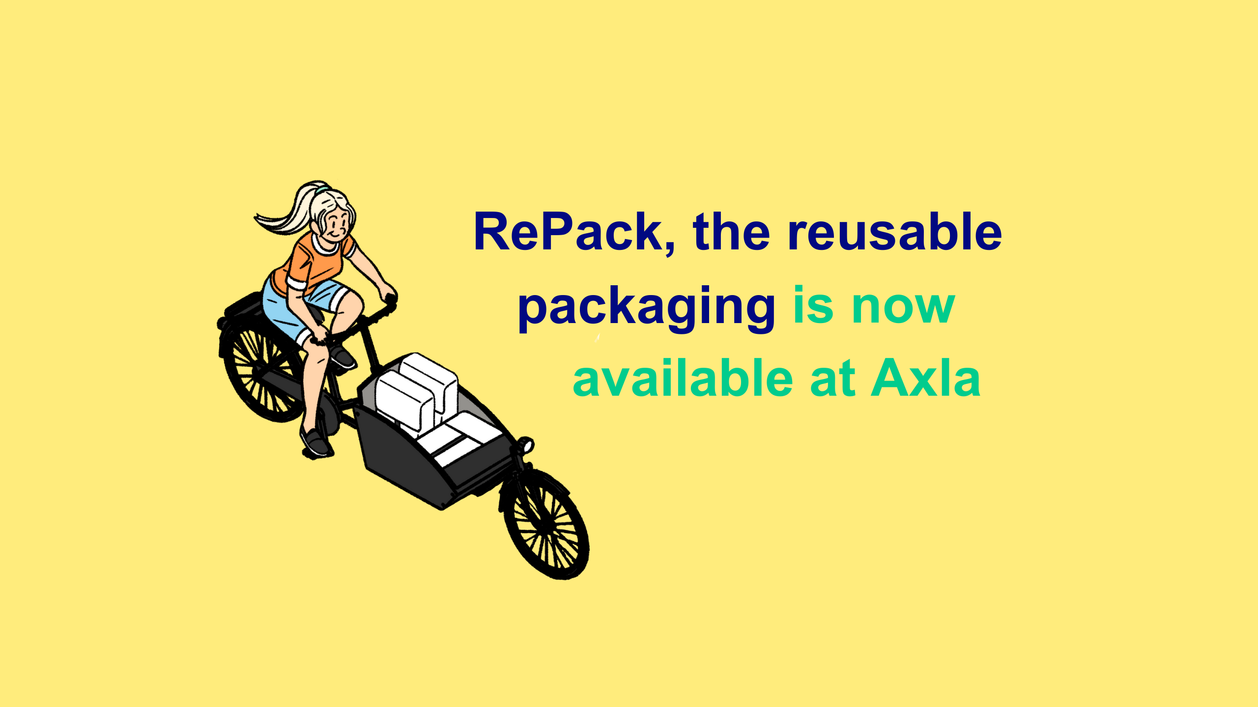 RePack and Axla cooperation