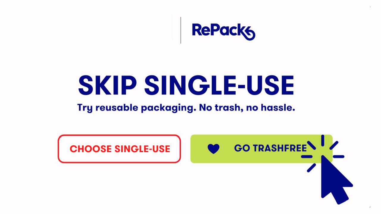 The RePack integration for Shopify 30% of your customers are craving for
